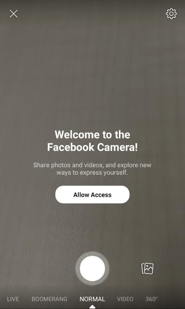 "facebook-camera ""width ="" 380 ""style ="" larghezza: 380px; blocco di visualizzazione; margin-left: auto; margin-right: auto; ""srcset ="" https://blog.hubspot.com/hs-fs/hubfs/facebook-camera.png?t=1542163583369&width=190&name=facebook-camera.png 190w, https: // blog .hubspot.com / hs-fs / hubfs / facebook-camera.png? t = 1542163583369 & width = 380 & name = facebook-camera.png 380w, https://blog.hubspot.com/hs-fs/hubfs/facebook-camera. png? t = 1542163583369 & width = 570 & name = facebook-camera.png 570w, https://blog.hubspot.com/hs-fs/hubfs/facebook-camera.png?t=1542163583369&width=760&name=facebook-camera.png 760w, https://blog.hubspot.com/hs-fs/hubfs/facebook-camera.png?t=1542163583369&width=950&name=facebook-camera.png 950w, https://blog.hubspot.com/hs-fs/hubfs /facebook-camera.png?t=1542163583369&width=1140&name=facebook-camera.png 1140w ""sizes ="" (larghezza massima: 380px) 100vw, 380px"