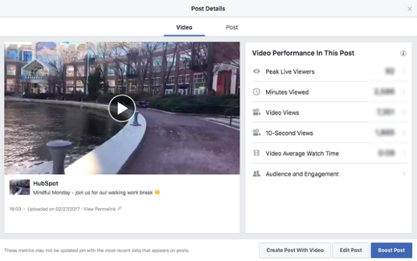 """Facebook Live video with analytics sidebar on righthand side"""" title=""""FBLIve_analytics1.png"""" width=""""600"""" caption=""""false"""" data-constrained=""""true"""" style=""""width: 600px;"""" srcset=""""https://blog.hubspot.com/hs-fs/hubfs/FBLIve_analytics1.png?t=1542163583369&width=300&name=FBLIve_analytics1.png 300w, https://blog.hubspot.com/hs-fs/hubfs/FBLIve_analytics1.png?t=1542163583369&width=600&name=FBLIve_analytics1.png 600w, https://blog.hubspot.com/hs-fs/hubfs/FBLIve_analytics1.png?t=1542163583369&width=900&name=FBLIve_analytics1.png 900w, https://blog.hubspot.com/hs-fs/hubfs/FBLIve_analytics1.png?t=1542163583369&width=1200&name=FBLIve_analytics1.png 1200w, https://blog.hubspot.com/hs-fs/hubfs/FBLIve_analytics1.png?t=1542163583369&width=1500&name=FBLIve_analytics1.png 1500w, https://blog.hubspot.com/hs-fs/hubfs/FBLIve_analytics1.png?t=1542163583369&width=1800&name=FBLIve_analytics1.png 1800w"""" sizes=""""(max-width: 600px) 100vw, 600px"""