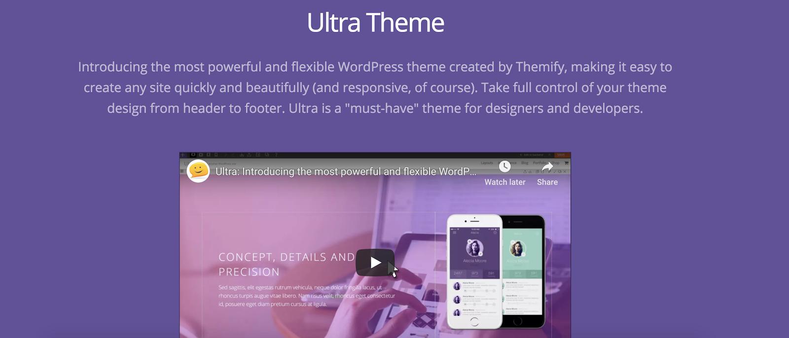 ultra-wordpress-tema