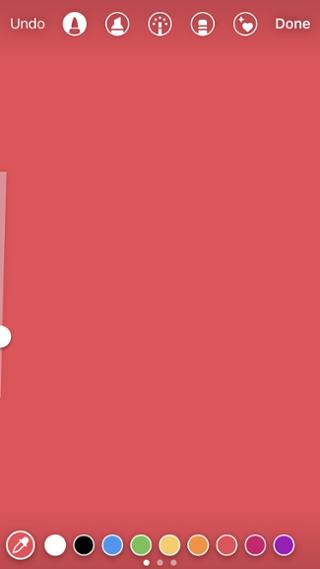 "Various color pen options in instagram"" width=""320"" style=""width: 320px; blocco di visualizzazione; margin-left: auto; margin-right: auto;"" srcset=""https://blog.hubspot.com/hs-fs/hubfs/penoptions1.png?t=1543306004115&width=160&name=penoptions1.png 160w, https://blog.hubspot.com/hs-fs/hubfs/penoptions1.png?t=1543306004115&width=320&name=penoptions1.png 320w, https://blog.hubspot.com/hs-fs/hubfs/penoptions1.png?t=1543306004115&width=480&name=penoptions1.png 480w, https://blog.hubspot.com/hs-fs/hubfs/penoptions1.png?t=1543306004115&width=640&name=penoptions1.png 640w, https://blog.hubspot.com/hs-fs/hubfs/penoptions1.png?t=1543306004115&width=800&name=penoptions1.png 800w, https://blog.hubspot.com/hs-fs/hubfs/penoptions1.png?t=1543306004115&width=960&name=penoptions1.png 960w"" sizes=""(max-width: 320px) 100vw, 320px"