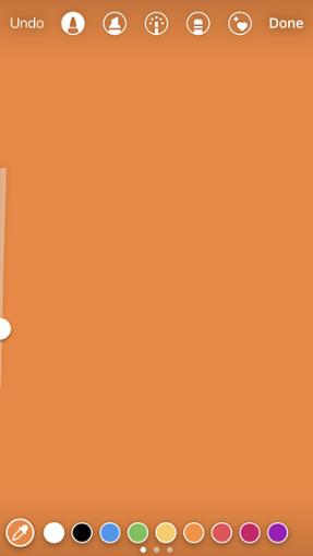 "Orange color setting in Instagram"" width=""287"" style=""width: 287px; blocco di visualizzazione; margin-left: auto; margin-right: auto;"" srcset=""https://blog.hubspot.com/hs-fs/hubfs/colors4.png?t=1543306004115&width=144&name=colors4.png 144w, https://blog.hubspot.com/hs-fs/hubfs/colors4.png?t=1543306004115&width=287&name=colors4.png 287w, https://blog.hubspot.com/hs-fs/hubfs/colors4.png?t=1543306004115&width=431&name=colors4.png 431w, https://blog.hubspot.com/hs-fs/hubfs/colors4.png?t=1543306004115&width=574&name=colors4.png 574w, https://blog.hubspot.com/hs-fs/hubfs/colors4.png?t=1543306004115&width=718&name=colors4.png 718w, https://blog.hubspot.com/hs-fs/hubfs/colors4.png?t=1543306004115&width=861&name=colors4.png 861w"" sizes=""(max-width: 287px) 100vw, 287px"