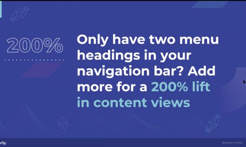 statistica di navigazione