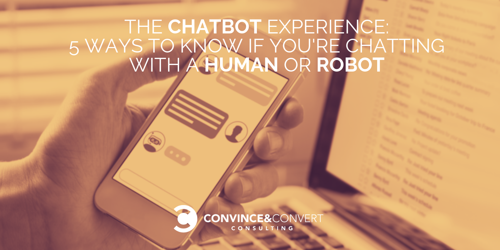 chatbot umano o robot