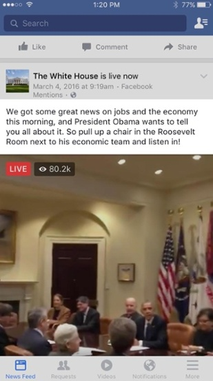 "white-house-facebook-live-description.jpg ""title ="" white-house-facebook-live-description.jpg ""width ="" 309 ""data-constrained ="" false ""style ="" width: 309px; altezza: 553px; ""srcset ="" https://blog.hubspot.com/hs-fs/hubfs/white-house-facebook-live-description.jpg?t=1542163583369&width=155&name=white-house-facebook-live- description.jpg 155w, https://blog.hubspot.com/hs-fs/hubfs/white-house-facebook-live-description.jpg?t=1542163583369&width=309&name=white-house-facebook-live-description.jpg 309w, https://blog.hubspot.com/hs-fs/hubfs/white-house-facebook-live-description.jpg?t=1542163583369&width=464&name=white-house-facebook-live-description.jpg 464w, https : //blog.hubspot.com/hs-fs/hubfs/white-house-facebook-live-description.jpg? t = 1542163583369 & width = 618 & name = white-house-facebook-live-description.jpg 618w, https: // blog.hubspot.com/hs-fs/hubfs/white-house-facebook-live-description.jpg?t=1542163583369&width=773&name=white-house-facebook-live-description.jpg 773w, https: //blog.hubspot .com / hs-fs / hubfs / white-house-facebook-live-description.jpg? t = 1542163583369 & width = 927 & name = white-house-facebook-live-description.jpg 927w ""sizes ="" (larghezza massima: 309 px) 10 0vw, 309 px"