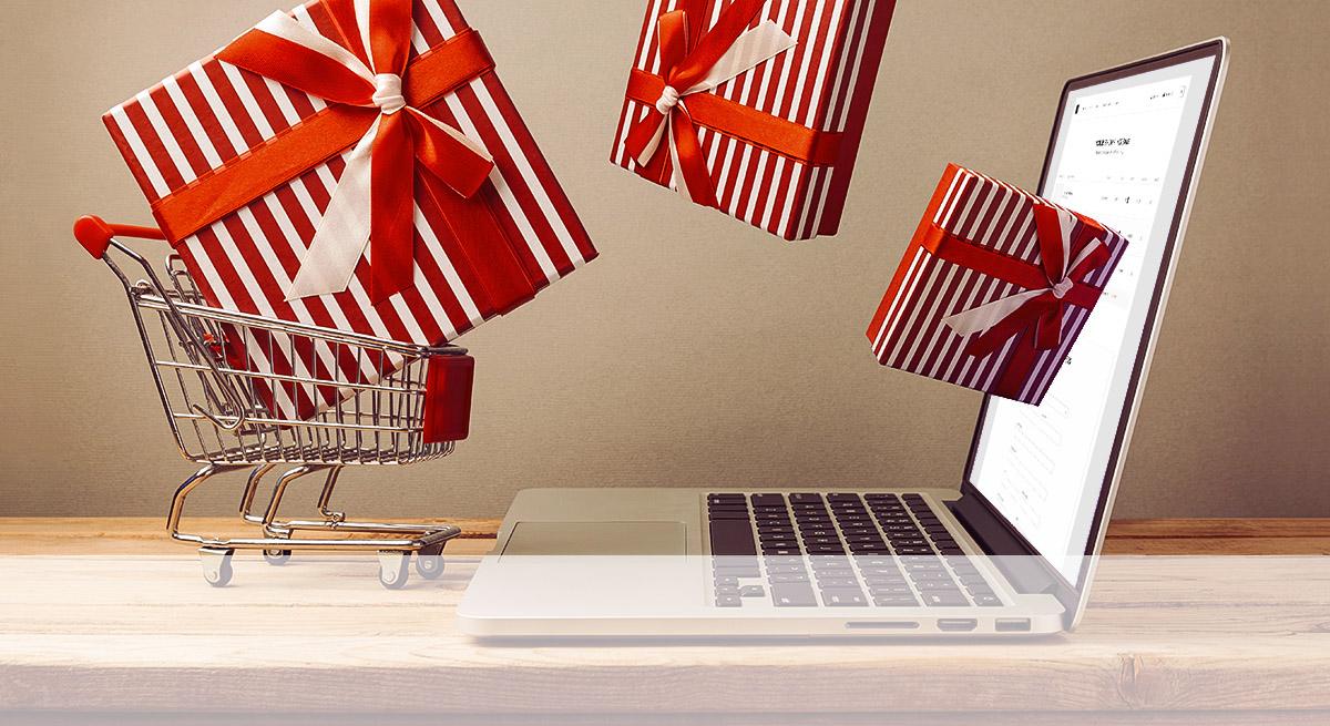 Ottieni il tuo sito di e-commerce in perfetta forma per le festività natalizie