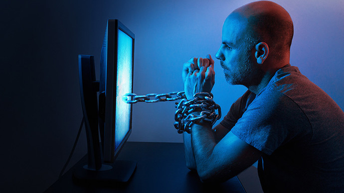 Una visione terrificante del lato oscuro della dipendenza dai social media