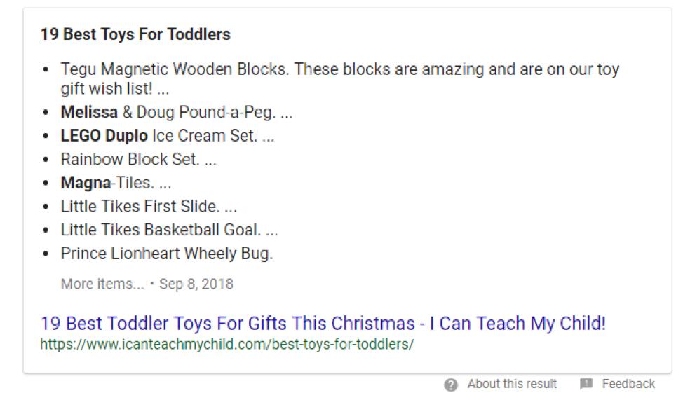 Risultati della ricerca - i migliori giocattoli per i più piccoli