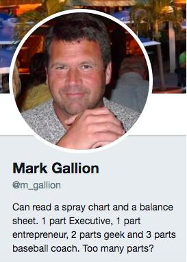 "La biografia professionale di Mark Gallion su Twitter ""width ="" 320 ""style ="" display: block; margin-left: auto; margin-right: auto; width: 320px; ""srcset ="" https://blog.hubspot.com/hs-fs/hubfs/Mark%20Gallion%20Twitter%20Bio.png?width=160&name=Mark%20Gallion%20Twitter%20Bio.png 160w, https : //blog.hubspot.com/hs-fs/hubfs/Mark%20Gallion%20Twitter%20Bio.png? width = 320 & name = Mark% 20Gallion% 20Twitter% 20Bio.png 320w, https://blog.hubspot.com/ hs-fs / hubfs / Mark% 20Gallion% 20Twitter% 20Bio.png? width = 480 & name = Mark% 20Gallion% 20Twitter% 20Bio.png 480w, https://blog.hubspot.com/hs-fs/hubfs/Mark%20Gallion % 20Twitter% 20Bio.png? Width = 640 & name = Mark% 20Gallion% 20Twitter% 20Bio.png 640w, https://blog.hubspot.com/hs-fs/hubfs/Mark%20Gallion%20Twitter%20Bio.png?width= 800 & name = Mark% 20Gallion% 20Twitter% 20Bio.png 800w, https://blog.hubspot.com/hs-fs/hubfs/Mark%20Gallion%20Twitter%20Bio.png?width=960&name=Mark%20Gallion%20Twitter%20Bio .png 960w ""sizes ="" (larghezza massima: 320px) 100vw, 320px"