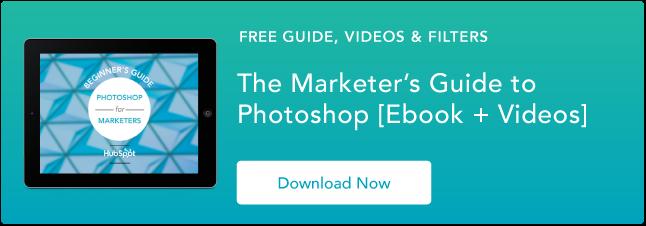Guida di Marketer su Photoshop