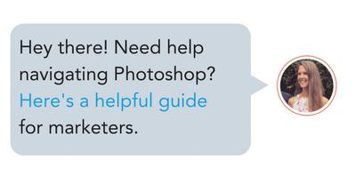 La guida di Marketer per Photoshop