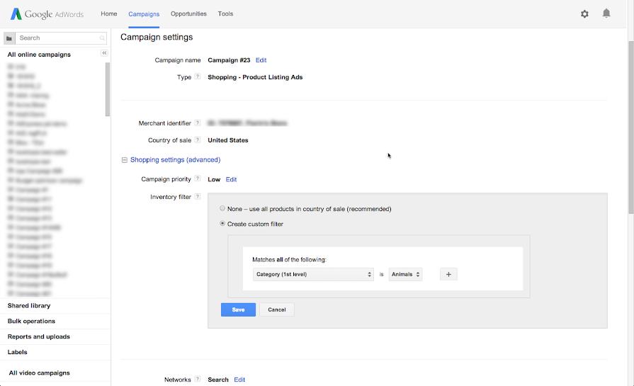 Come combinare gli annunci di Google Shopping