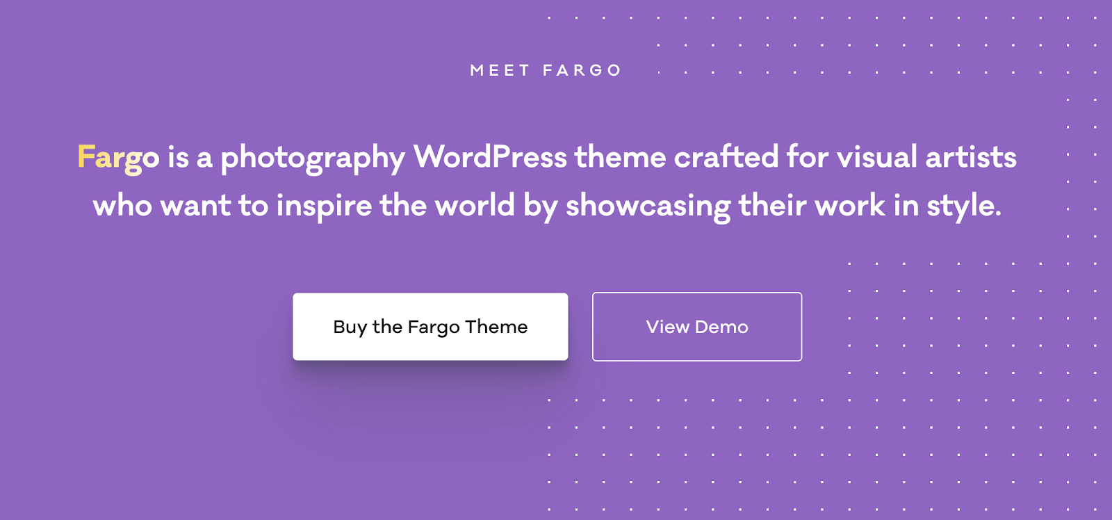 Fargo-wordpress-tema