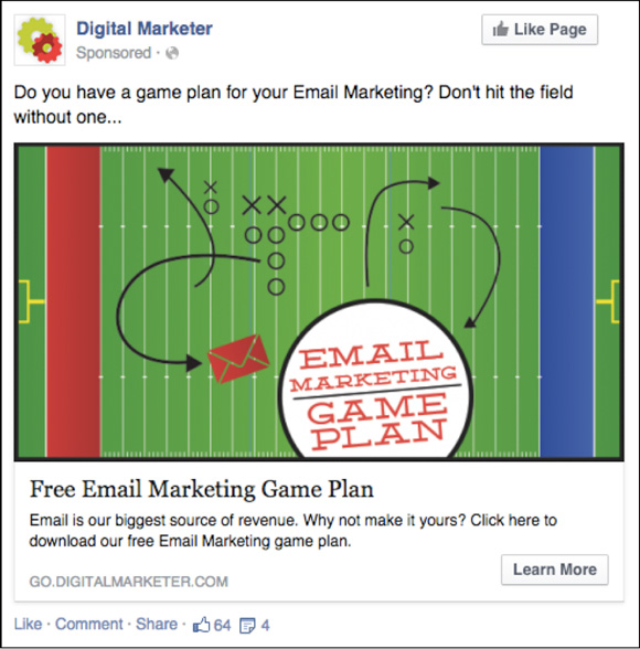 Facebook Newsfeed Ad to High-Ticket Product: The Machine