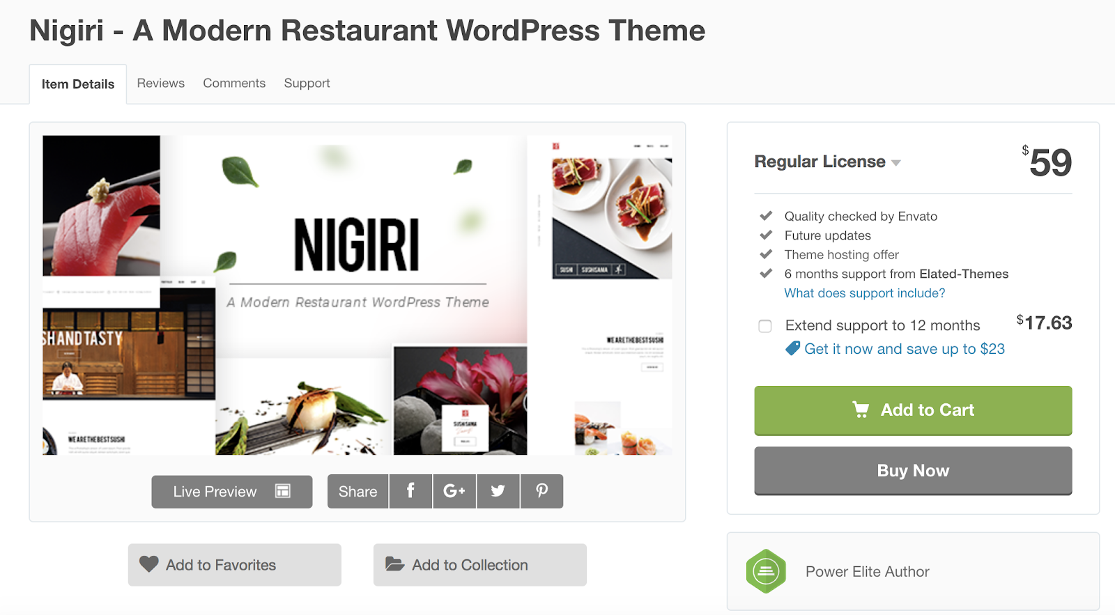 nigiri-wordpress-tema