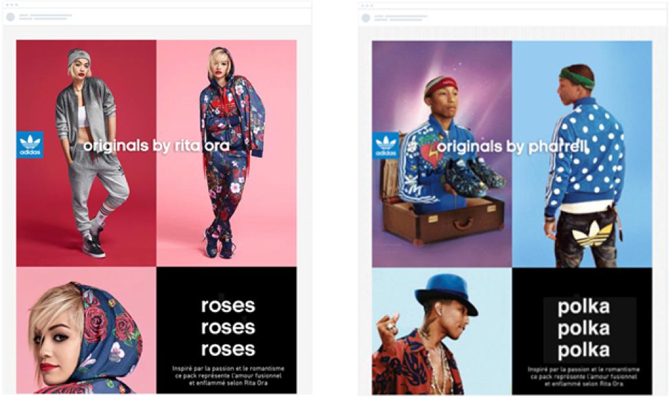 Personalizzazione Adidas