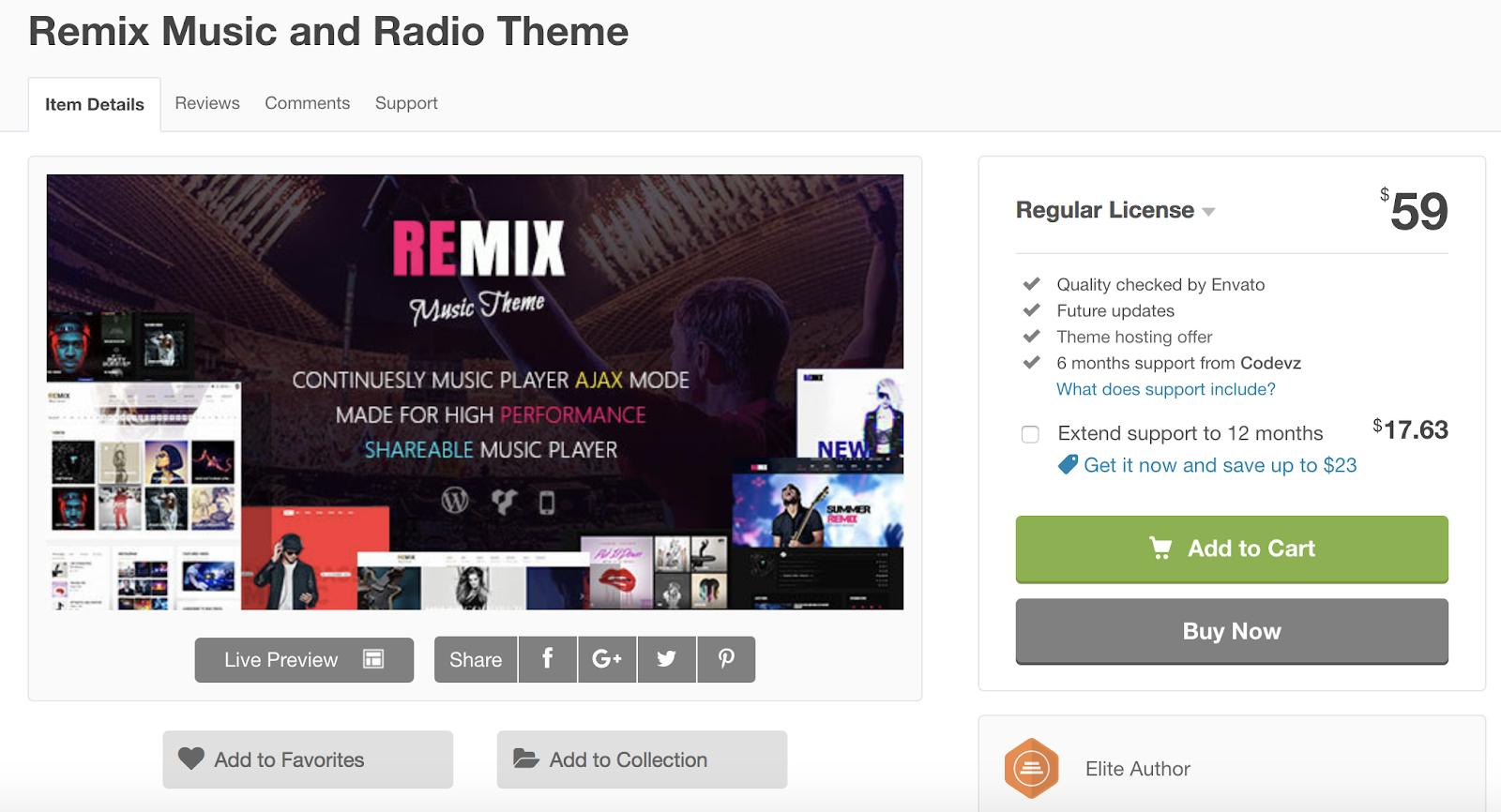 remix-wordpress-tema