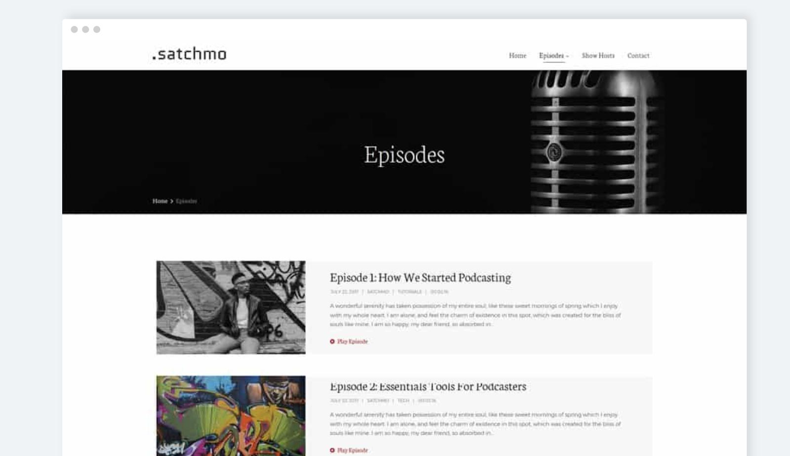 Satchmo-wordpress-tema