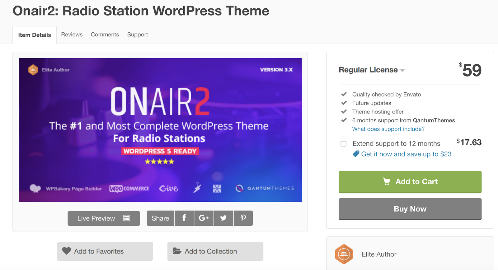 OnAir2-wordpress-tema