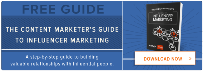 guida gratuita per influenzencer marketing