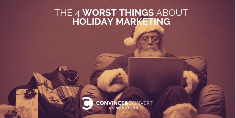 Le 4 cose peggiori sul marketing delle vacanze
