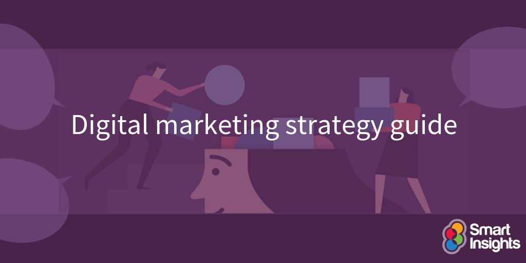 Guida alla strategia di marketing digitale
