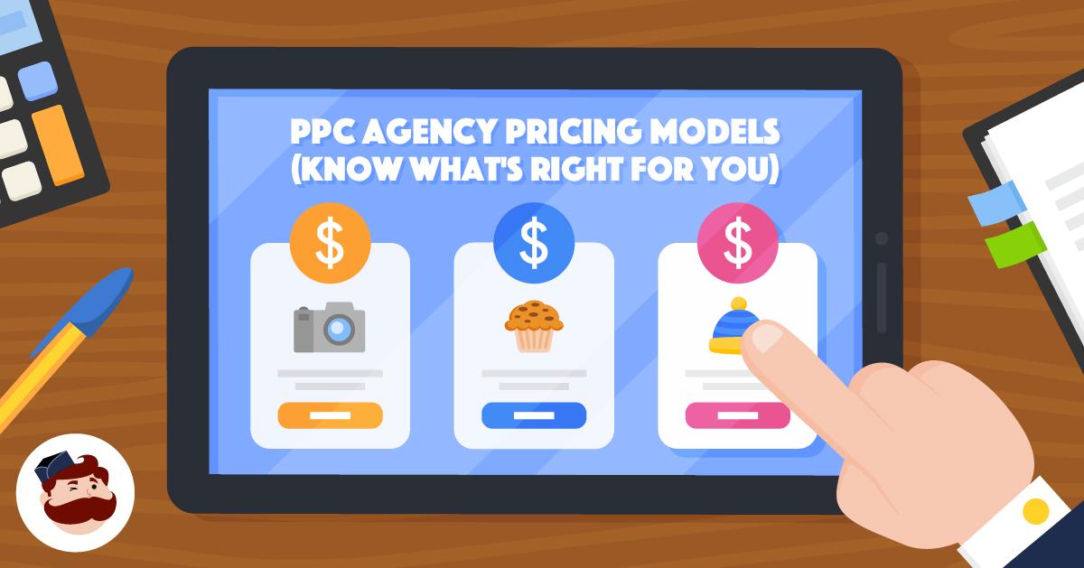 Modelli di determinazione dei prezzi delle agenzie PPC - Illustrazione di apertura