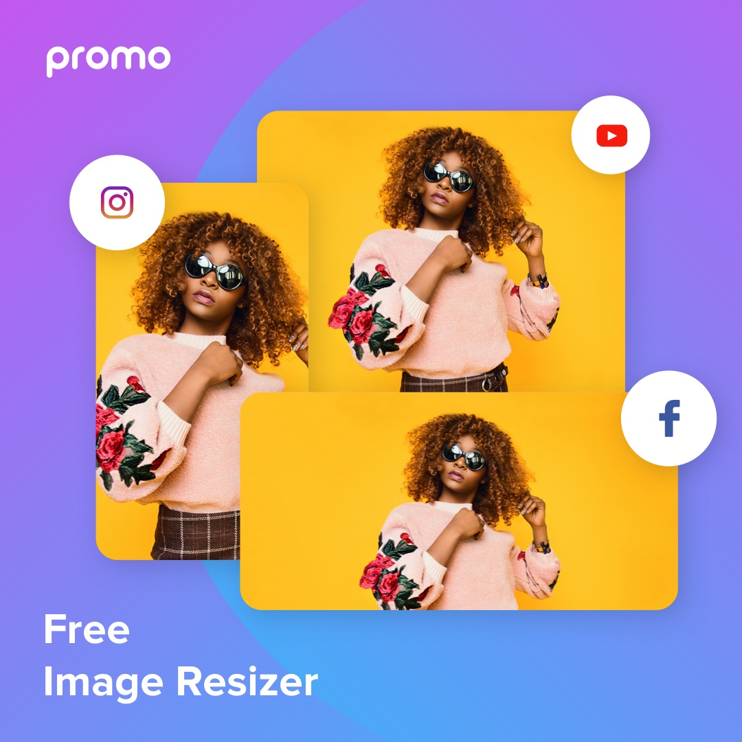 Promo Free Image Resizer Review - Visual Content Game Changer per marketer