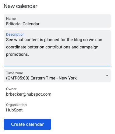 Inserire Calendario In Excel Menu A Tendina.Come Creare Un Calendario Redazionale In Google Calendar