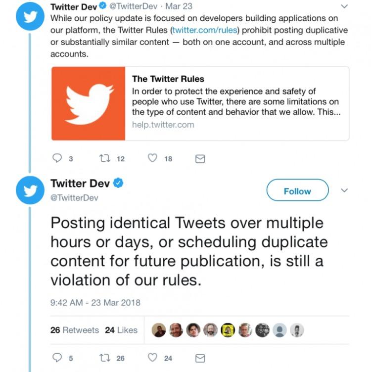 twitter hacks twitter dev
