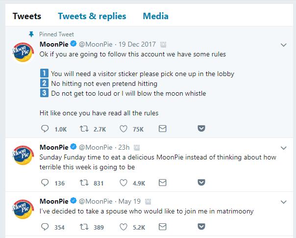 twitter hack moonpie