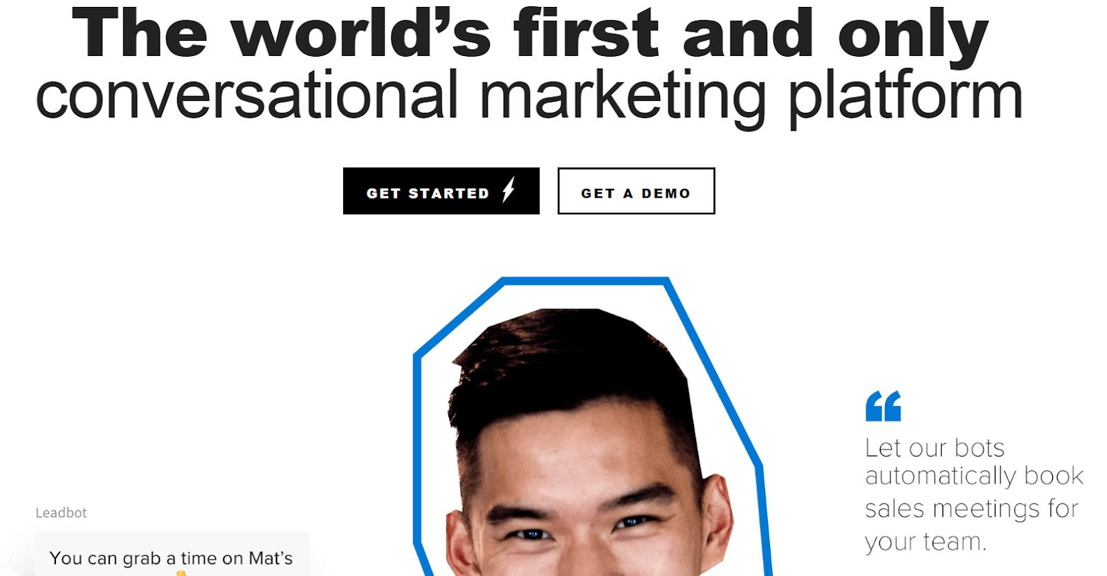 marchio di marketing colloquiale