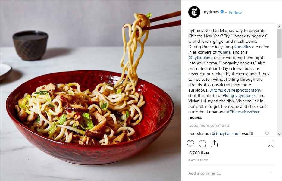 Ricerca su Instagram Hashtags Strategy 3