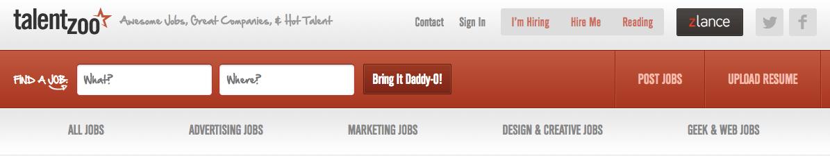 "talent-zoo-job-site ""width ="" 1195 ""style ="" width: 1195px; ""srcset ="" https://blog.hubspot.com/hs-fs/hubfs/talent-zoo-job-site.png? width = 598 & name = talent-zoo-job-site.png 598w, https://blog.hubspot.com/hs-fs/hubfs/talent-zoo-job-site.png?width=1195&name=talent-zoo-job -site.png 1195w, https://blog.hubspot.com/hs-fs/hubfs/talent-zoo-job-site.png?width=1793&name=talent-zoo-job-site.png 1793w, https: / /blog.hubspot.com/hs-fs/hubfs/talent-zoo-job-site.png?width=2390&name=talent-zoo-job-site.png 2390w, https://blog.hubspot.com/hs- fs / hubfs / talent-zoo-job-site.png? width = 2988 & name = talent-zoo-job-site.png 2988w, https://blog.hubspot.com/hs-fs/hubfs/talent-zoo-job -site.png? width = 3585 & name = talent-zoo-job-site.png 3585w ""sizes ="" (larghezza massima: 1195 px) 100vw, 1195 px"