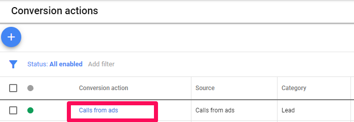 Modelli di attribuzione di annunci Google