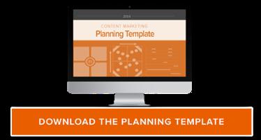 scarica il modello di pianificazione del contenuto gratuito