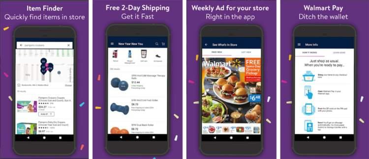 vendendo su walmart marketplace app