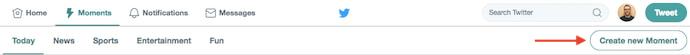 """Pulsante per creare un momento twitter """"srcset ="""" https://blog.hubspot.com/hs-fs/hubfs/create-twitter-moment.jpg?width=345&name=create-twitter-moment.jpg 345w, https: / /blog.hubspot.com/hs-fs/hubfs/create-twitter-moment.jpg?width=690&name=create-twitter-moment.jpg 690w, https://blog.hubspot.com/hs-fs/hubfs/ create-twitter-moment.jpg? width = 1035 & name = create-twitter-moment.jpg 1035w, https://blog.hubspot.com/hs-fs/hubfs/create-twitter-moment.jpg?width=1380&name=create -twitter-moment.jpg 1380w, https://blog.hubspot.com/hs-fs/hubfs/create-twitter-moment.jpg?width=1725&name=create-twitter-moment.jpg 1725w, https: // blog .hubspot.com / hs-fs / hubfs / create-twitter-moment.jpg? width = 2070 & name = create-twitter-moment.jpg 2070w """"sizes ="""" (larghezza massima: 690px) 100vw, 690px"""