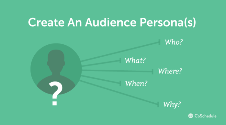 lead scoring audience person