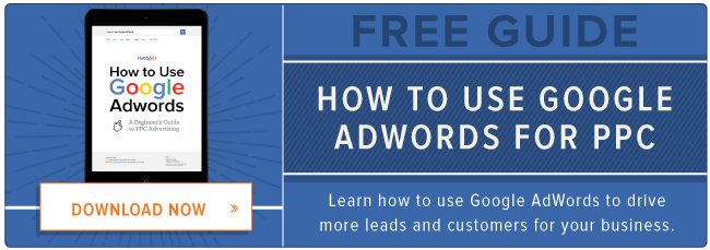 free demo of HubSpot's ads product