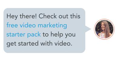 Starter Pack di marketing video