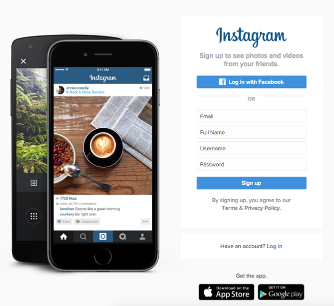 """Instagram signup call to action buttons"""" title=""""instagram-cta.png"""" width=""""669"""" height=""""613"""" srcset=""""https://blog.hubspot.com/hs-fs/hubfs/instagram-cta.png?width=335&height=307&name=instagram-cta.png 335w, https://blog.hubspot.com/hs-fs/hubfs/instagram-cta.png?width=669&height=613&name=instagram-cta.png 669w, https://blog.hubspot.com/hs-fs/hubfs/instagram-cta.png?width=1004&height=920&name=instagram-cta.png 1004w, https://blog.hubspot.com/hs-fs/hubfs/instagram-cta.png?width=1338&height=1226&name=instagram-cta.png 1338w, https://blog.hubspot.com/hs-fs/hubfs/instagram-cta.png?width=1673&height=1533&name=instagram-cta.png 1673w, https://blog.hubspot.com/hs-fs/hubfs/instagram-cta.png?width=2007&height=1839&name=instagram-cta.png 2007w"""" sizes=""""(max-width: 669px) 100vw, 669px"""