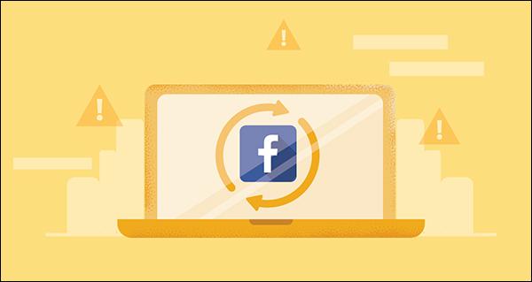 Piano pubblicitario Facebook da post degli aggiornamenti degli annunci di Facebook
