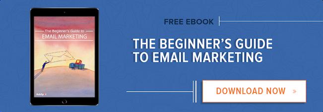 Scarica la Guida per principianti all'e-mail marketing