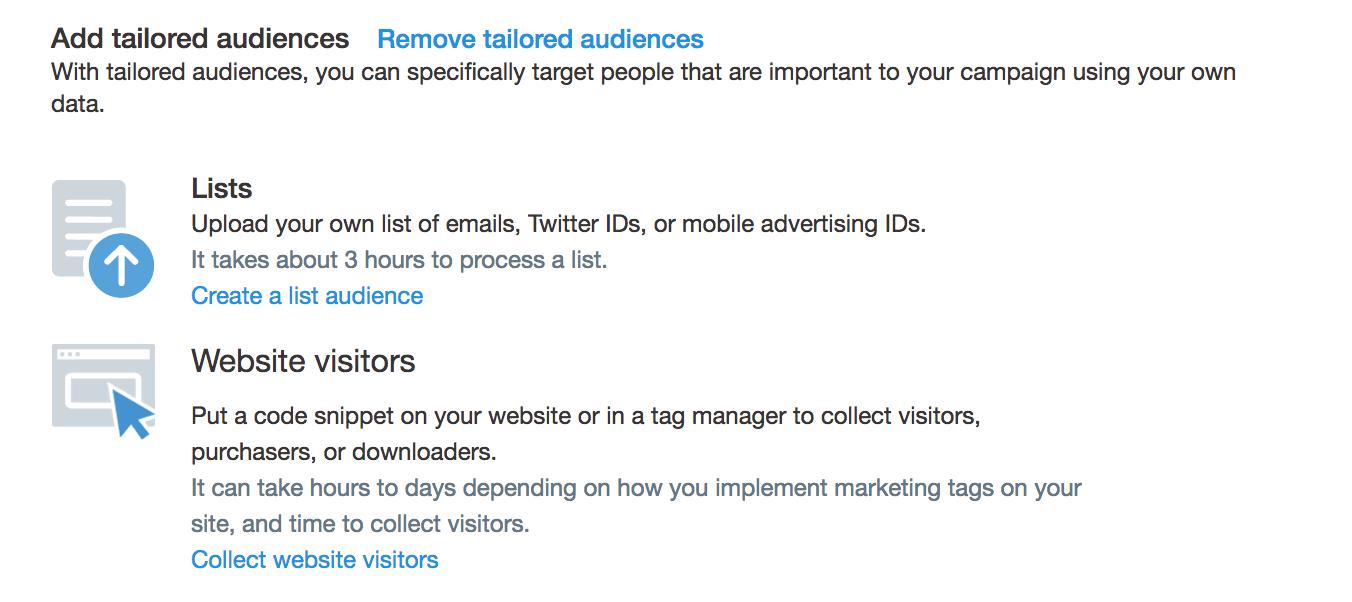 Twitter ha personalizzato il pubblico