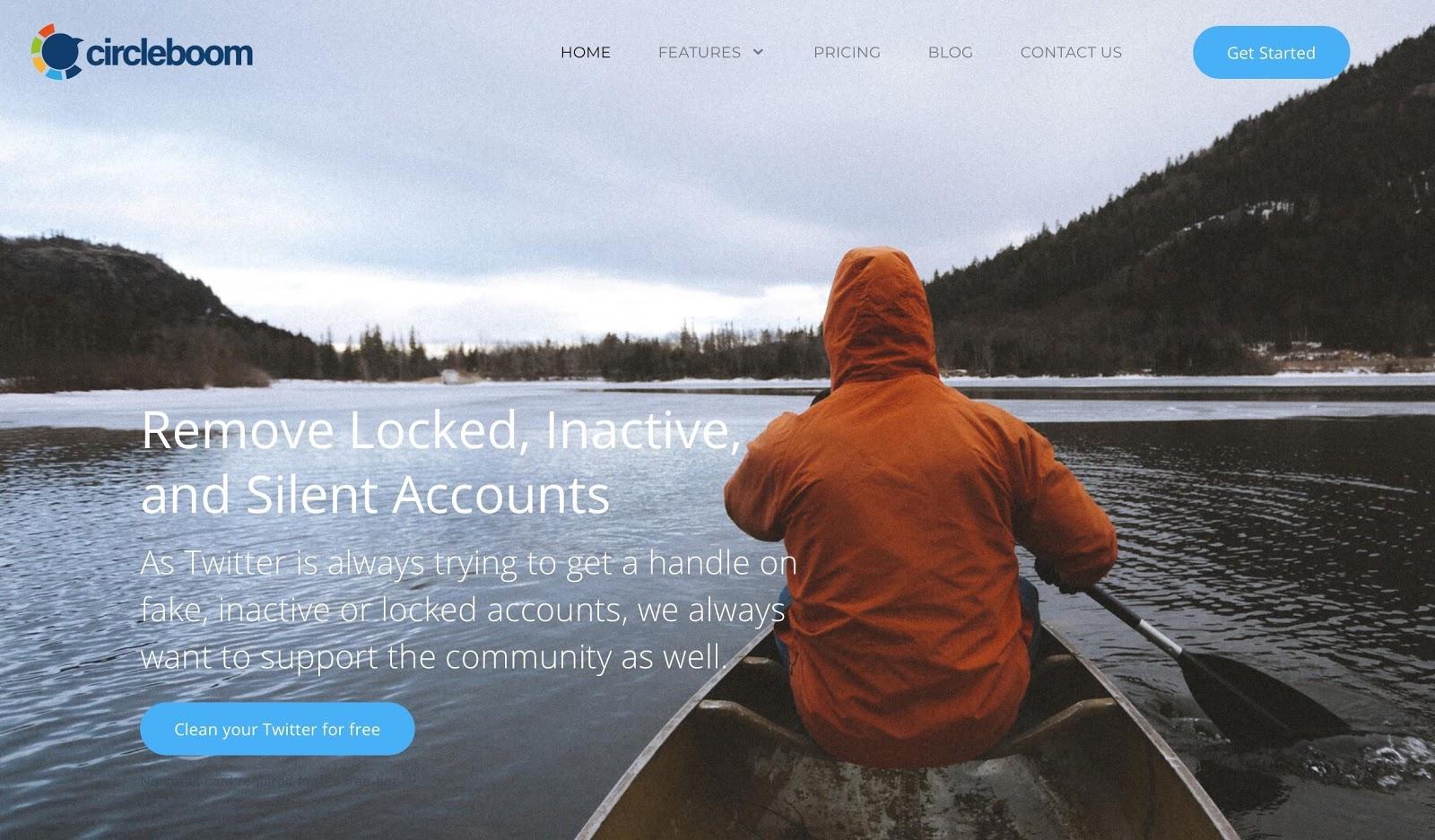 Come trovare e smarrire gli account Twitter inattivi