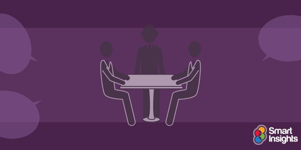 Costruire una riunione editoriale di content marketing