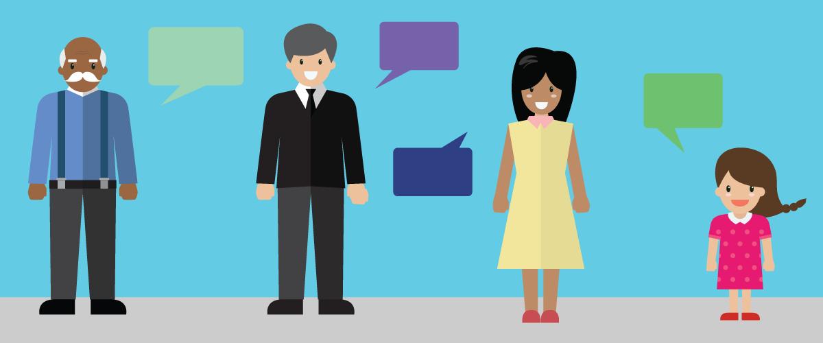 Il segreto per una più forte strategia di comunicazione con i clienti? Personalizzalo per generazione