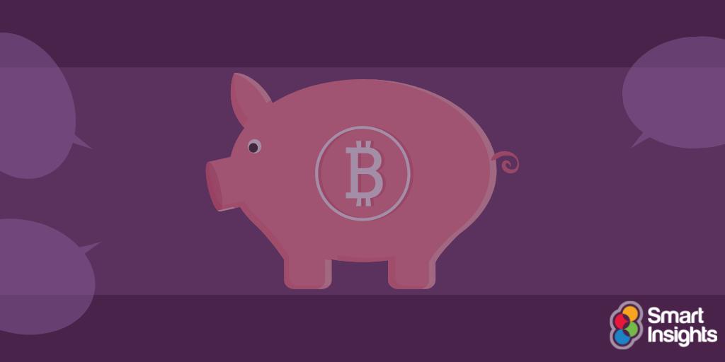 Salvadanaio Bitcoin
