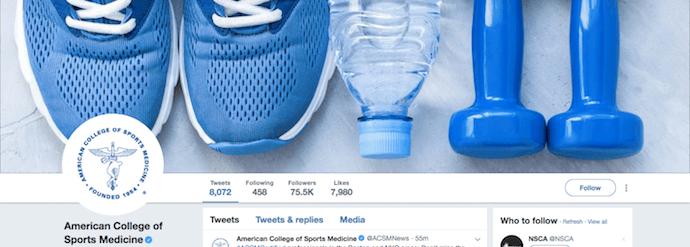 american-università-di-sport-medicina-twitter-cover-photo