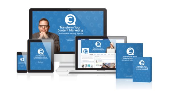 Trasforma il tuo corso di marketing dei contenuti